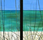 Sea Grasses Diptych