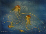 Dancing Jelly Fish